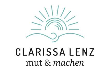 Logo Clarissa Lenz | Mut & Machen – Arbeits- und Organisationspsychologin