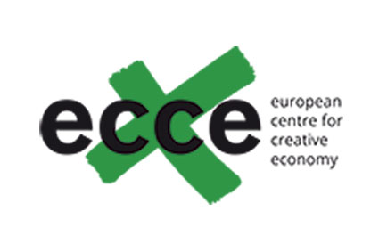 Logo Ecce – european centre for creative economy