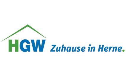 Logo HGW – Herner Gesellschaft für Wohnungsbau mbH