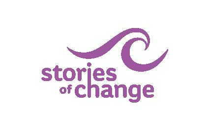 Logo stories of change