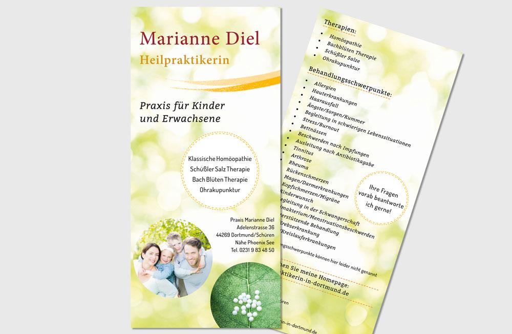 flyer-fuer-heilpraktikerin-vorder-und-rueckseite