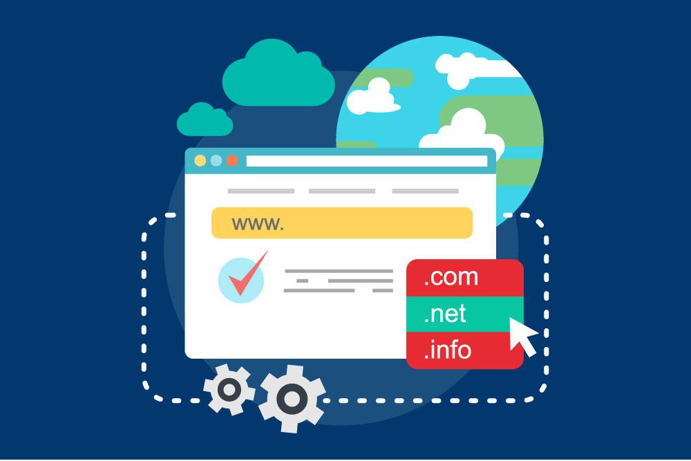 Gut für SEO: Domain für Webseiten aussuchen