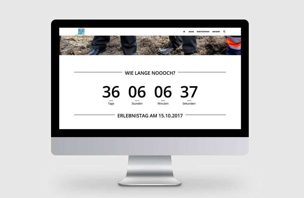 wertstoffhof-countdown