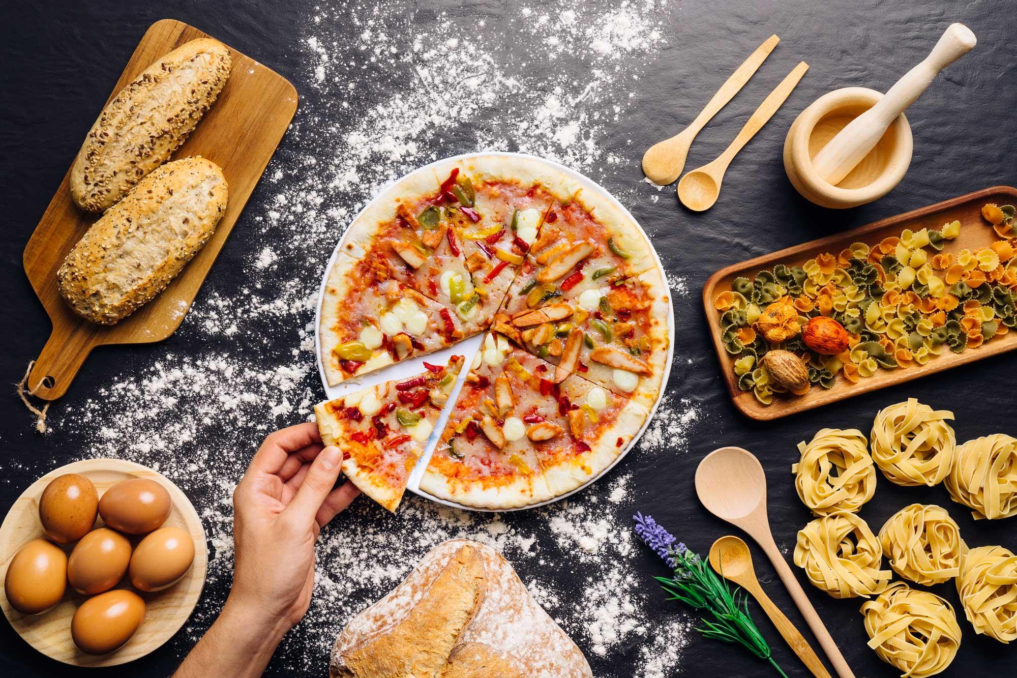 Markenworkshop Gastronomie: Wo schmeckt die Pizza am besten?